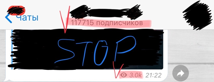 a1fe194db3c Как не остаться без штанов после покупки рекламы в telegram ...